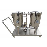 Quality Portable 500L CIP Cleaning Machine / Automatic Macro Pure Systems Large Capacity for sale
