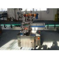 Quality High Speed Automatic Labeling Machine , Automatic Label Pasting Machine for sale