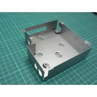 China Non Standard Sheet Metal Manufacturing Process , Precision Metal Stamping Parts on sale