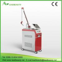 Quality Nd yag q switch laser tattoo removal machine for  beauty spa salon use for sale