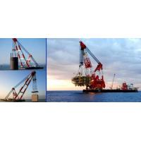 China Cheap Floating Crane 3000t 3200t 3500t 4000t Crane Barge on sale