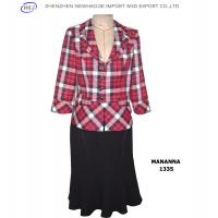 China elegant skirt suits office ladies suits on sale