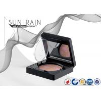 China Makeup Compact Case Cosmetic Empty Bb Cream Air Cushion Compact Black Case SF0803 on sale