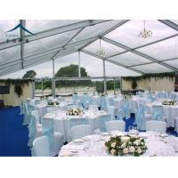 Quality UV - Resistant Outdoor Event Tents / Aluminum Alloy Trade Show Marquee Event Tent for sale