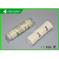 Quality 100% Cotton Hygienic Hospital Gauze Bandage In The White Color for sale