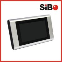 SIBO On Wall Meeting Room Booking Screen With Aluminum Body