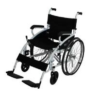 Quality manual folding handicape wheelchair with hand ring for sale