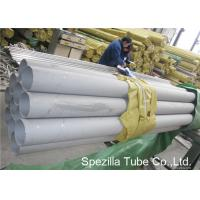 Bevelled Ends ASTM A312 TP304 Large Diameter Stainless Steel Pipe Schedule 40 X OD 20''