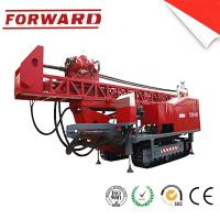 Quality Coal Bed Methane Drainage Top Drive Truck Mounted Drill Rig 1500m Drilling Depth TDR-50 for sale