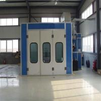 China Spray Booth Baking Finish House for Auto  ,Suntec manufacture floor price,Automatic painting booth on sale