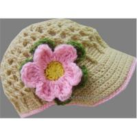 China Crochet Cap,Crochet Hat on sale