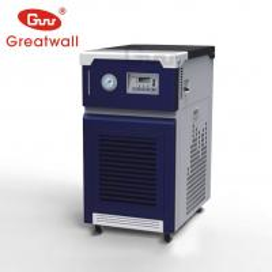 China Zhengzhou Greatwall -10C 10L Vol Digital Recirculating Chiller DL10-1000 on sale