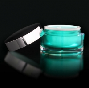 Quality Cosmetic Packaging PET Plastic Cream Jar 30ml 50ml 100ml 120ml for sale