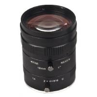 "Quality 1""  C mount Mono-focal Low distortion Lenses CCL1116MMPC  1"" 16mm for sale"