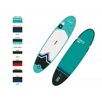 Quality Lightweight Round 81.2*25*320cm Stand Up Surfboard for sale
