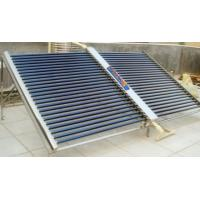 China Automatic Vacuum Tube Solar Collector For Swimming Pool , Solar Keymark on sale