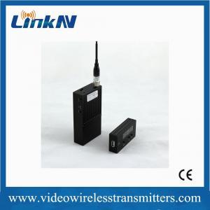 China Cofdm UAV Wireless HD Video Transmitter and Receiver Long Range on sale