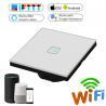 Buy cheap EU Standard Wifi Light Switch Wall Switch Wireless Smart Switch 220v APP Control from wholesalers