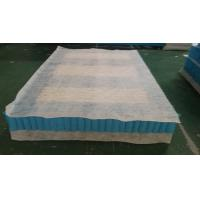 Quality Pocket  Spring  Unit with non woven fabric cover for mattress in double size for sale