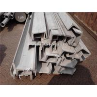 Quality U Channel Stainless Steel Channel Bar Bright Surface For Industrial for sale