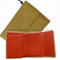 Quality Wallet, Closed Size of 14.2 x 10 x 2.8cm for sale