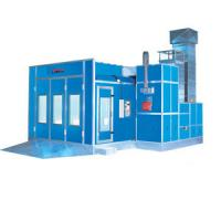 Quality Down Draft Infrared Car Spray Booth Equipment 6900 * 3900 * 2700 mm for sale