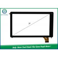 Quality Tablet PC 7'' P + G Capacitive Touch Panel / Touch Screen With 1.1mm ITO Glass for sale
