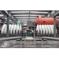 China Energy Saving Mineral Vacuum Disc Filter Large Diameter Φ2600 for Pulp on sale