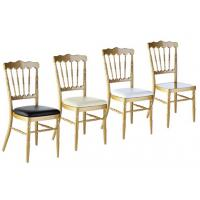 Quality Wedding China Napoleon Chair for sale