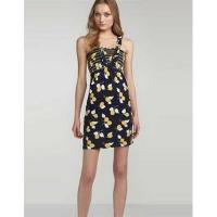 Lemon Terry Smock Dress