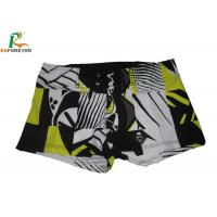 China Holiday Sexy Womens Printed Swim Shorts Plus Size Sublimation Printing on sale