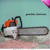 Quality BS-50G gasoline concrete chainsaw in construction , electric start gas chain saw for sale