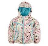 China Beauty polyester polar fleece toddlers winter jackets outerwear with 100% nylon taslon on sale