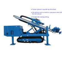 Quality Φ150~Φ250 Hydraulic Impact  80~100 m   Top Drive Anchor Drilling Rig for sale