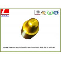 High Precision brass machined parts