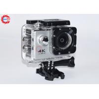 Quality Silver Ef60b Outdoor HD Mini Sport DV , 1080p Manual Wifi Action Camera for sale