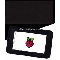 Quality 7 Inch LED TFT Touch Screen Display Tylus Raspberry Pi 7 Touchscreen Case Compatible Raspberry Pi 3 Model B for sale
