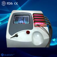 China New arrival lipo laser AC 110V / 60Hz RF beauty machine for body slimming on sale
