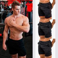 China Custom Athletic Running Wear , Tight Sport Shorts High Waist Fitness Summer Casual on sale
