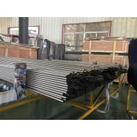 China Super Ferritic UNS S44660 Stainless Steel Tubes Condenser Tubing on sale