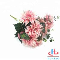 Quality Wedding Decoration Silk Artificial Flowers Walls UV And Corrosion Resistant for sale