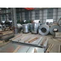 Quality Hot Dipped Galvanized Steel Coils / GI Steel Coil Customized EN10143 for sale