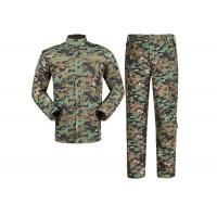 Buy cheap Digital Woodland Combat Uniform Marching Band Greek Singapore Dress Chinese from wholesalers