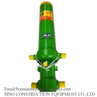 China Truck Spare Parts 3 Stages 3260Mm World Largest The Oil Hydraulic Cylinder For Truck on sale