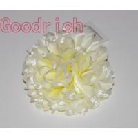 China high quality artificial flower heads on sale