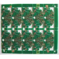 Quality Printed Circuit Board ROHS Prototype 4 layer pcb High-TG FR4 , ENIG , Plated Gold for sale