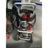 Quality Fire Fighting Water Mist Fire Extinguisher Trolley Type Stainless Steel Casing for sale