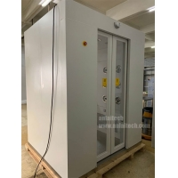 China China Manufacturer class 100 automatic-door AIR SHOWER for Clean room on sale