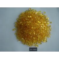 Buy cheap Polyamide hot melt adhesive Yellowish Granule DY-P404 with Craft paper bag product