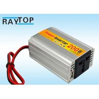 Quality 200W Car Ac To Dc Power Converter Charger 12V To 220V For Cell Phones IPhone GPS for sale